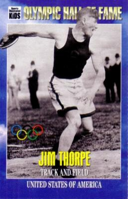 Jim Thorpe Olympic Hall of Fame Sports Illustrated for Kids card