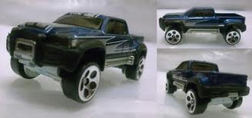 Pick-up Truck- Ford F-150 SVT Raptor
