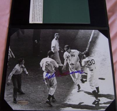 Ted Williams autographed Boston Red Sox 1941 All-Star Game 8x10 photo (UDA)