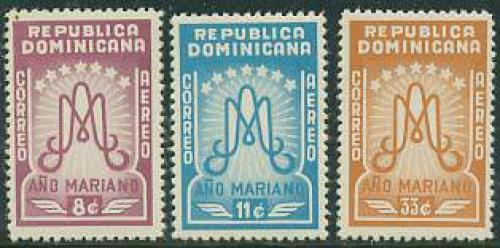 Maria year 3v; Year: 1954