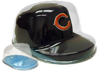 Baseball cap or hat display case holder