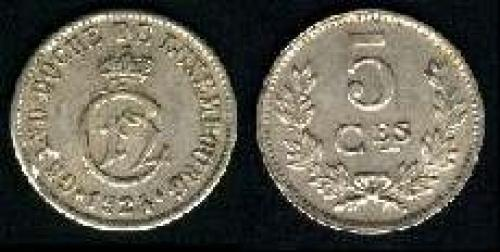 5 centimes 1924 (km 33)