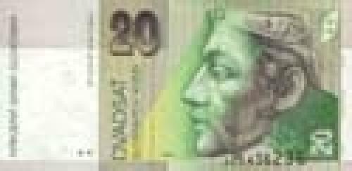 20 Korun; Regular banknotes