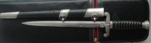 Original German Custom Officer Dagger