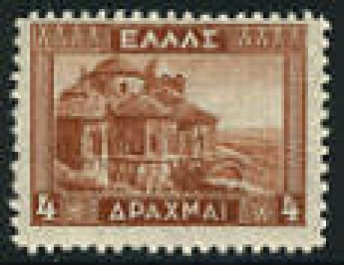Pantanassa church 1v; Year: 1935