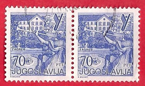 Jugoslavija - Zagreb