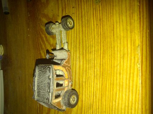 Vtg 1977 Hot Wheels STAGEFRIGHT car