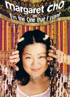 Margaret Cho I&#039;m the One that I Want promo flyer