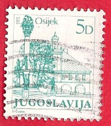 Jugoslavija - Osijek