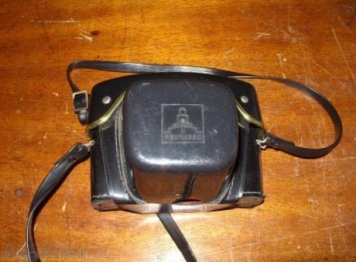 Camera Case for Practice-Vintage