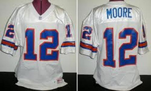 Shawn Moore Jersey; Memorabilia