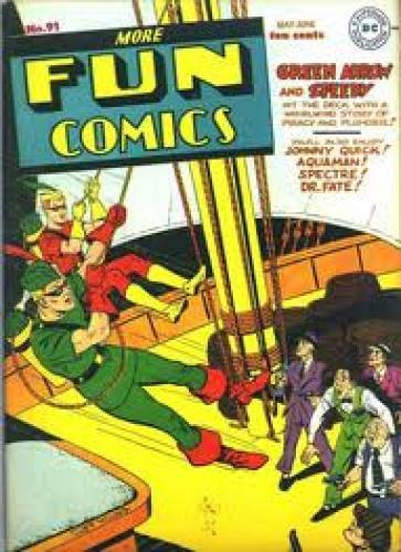 Comics; More fun comics