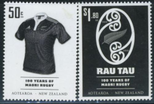100 Years Maori Rugby 2v