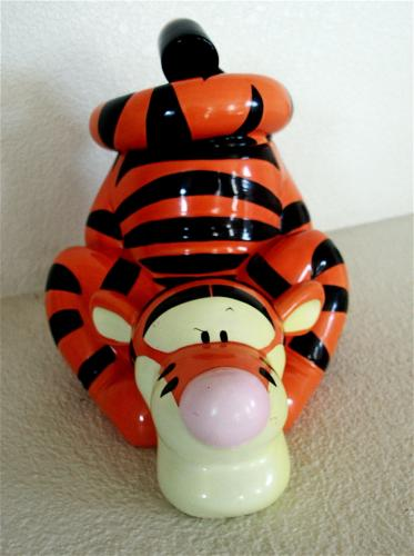 Tigger Cookie Jar