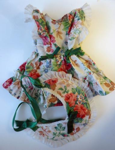 1940s Vintage Mommy Couture Doll Wardrobe