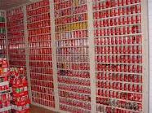 Coca Cola Cans Collection