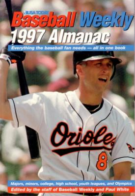 Cal Ripken 1997 Baseball Weekly Almanac