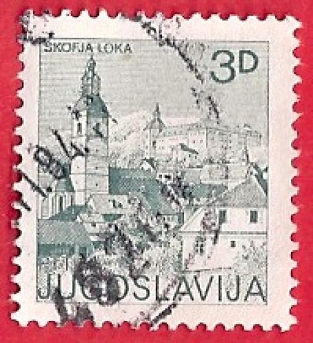 Jugoslavija - Skofja Loka