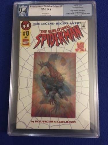 Sensational Spider-Man #0