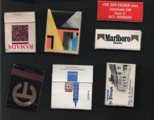 Match boxes