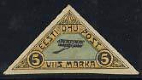 Airmail definitive 1v; Year: 1920