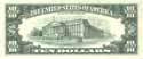 10 Dollars; Regular issues; (1964-1993)
