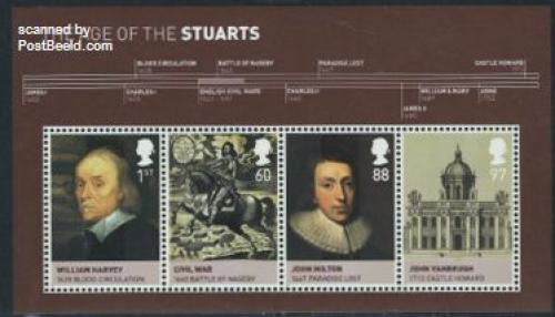 The house of the Stuarts s/s