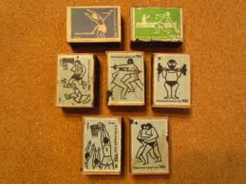 Matchboxes; Sports Collection