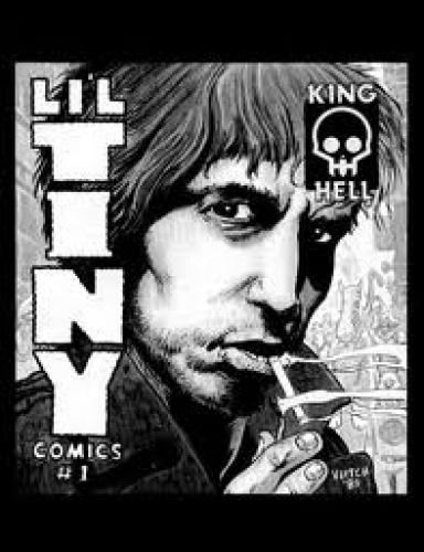 Comics;  &quot;Li&#039;l Tiny Comics&quot;
