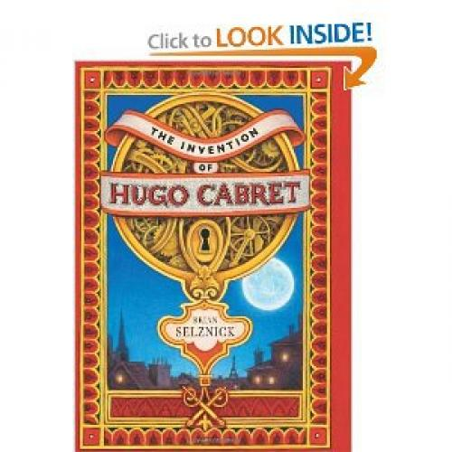 The Invention of Hugo Cabret [Hardcover