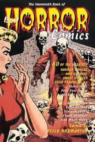 Comics; The Mammoth Book of Best Horror Comics