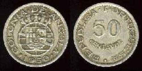 50 centavos 1948-1950 (km 72)