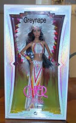 Dolls; 70's Cher Bob Mackie Barbie Doll