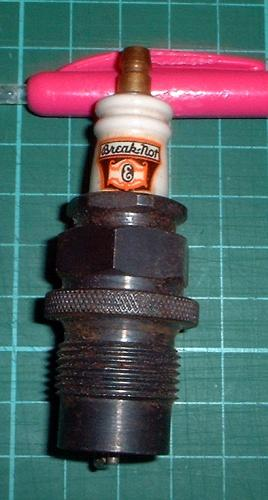 Breaknot Spark plug