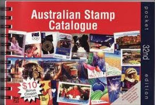 Australian Stamps Catalog