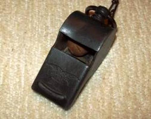 Militaria;  German Military Whistle