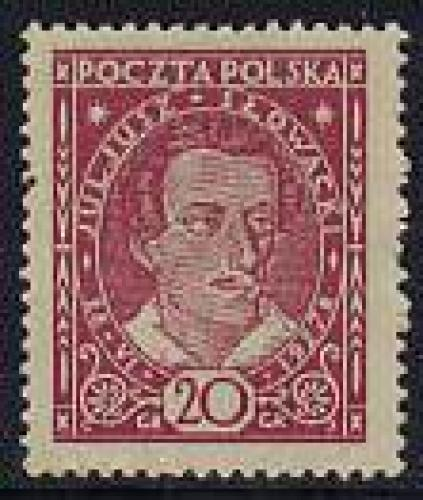 J. Slowacki 1v; Year: 1927