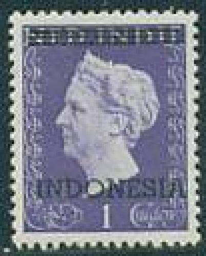 Overprint 1v; Year: 1949
