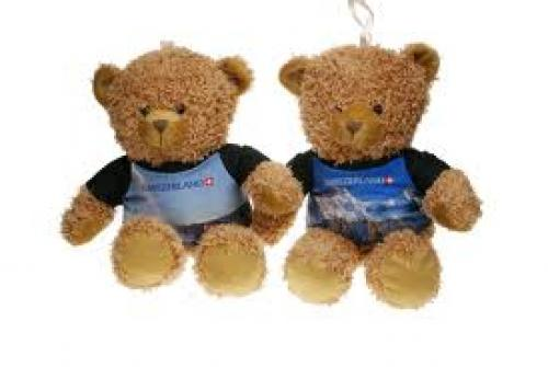Teddy Bear; Personalized Plush Toys