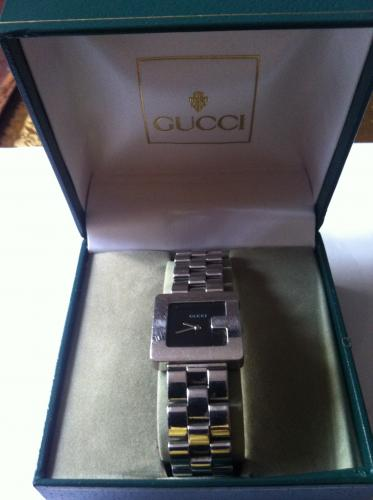 Gucci Wristwatch in Case