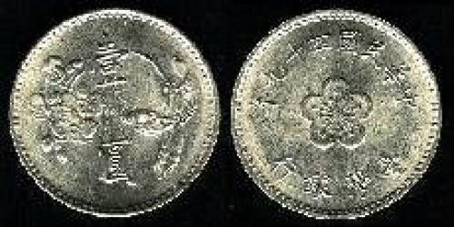 1 yuan; Year: 1960-1980; (km y#536)