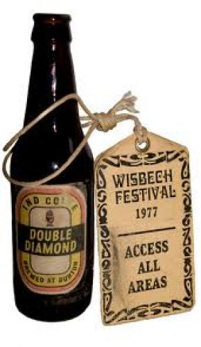 Double Diamond' beer 1977