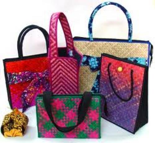 Crafts; Malaysian Handmade Bags
