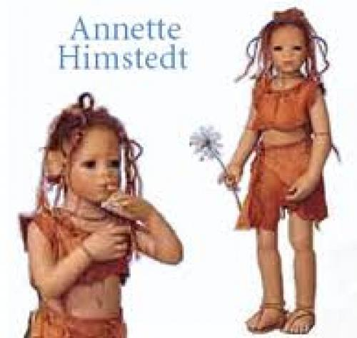 Annette Himstedt Collectible Kinder Dolls