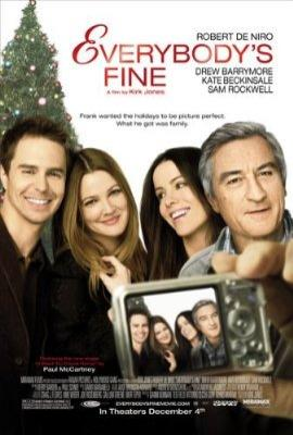 Everybody's Fine movie poster (Robert De Niro)