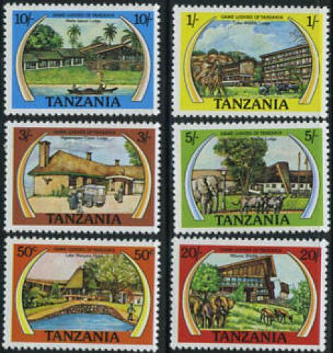 Safari hotels 6v; Year: 1978
