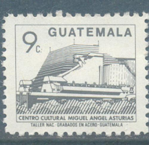Stamps of National Teatre