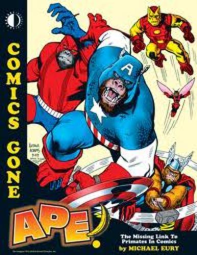 Comics; COMICS GONE APES