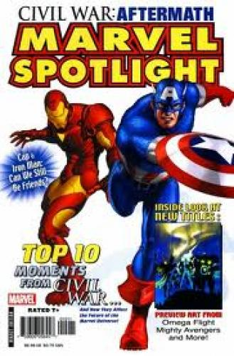Comics; Marvel Spotlight: Civil War Aftermath (One-Shot)