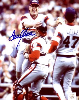 Tom Seaver autographed 8x10 Chicago White Sox photo (SSG)